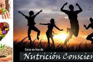 Inicio del eCurso de Nutrición Consciente! Abril 2019