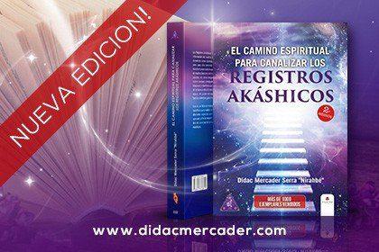 nueva edicion libro didac mercader lectura de registros akáshicos (presencial y a distancia) 2018 ID151809 - hermandadblanca.org