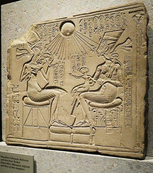 quien fue aton el culto egipcio 2 ¿quién fue atón? el culto egipcio ID152733 - hermandadblanca.org