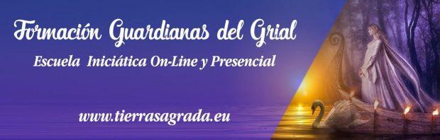 tierrasagrada guardianas grial flyer horizontal formación de sacerdotisas de la diosa 2018 ID152599 - hermandadblanca.org