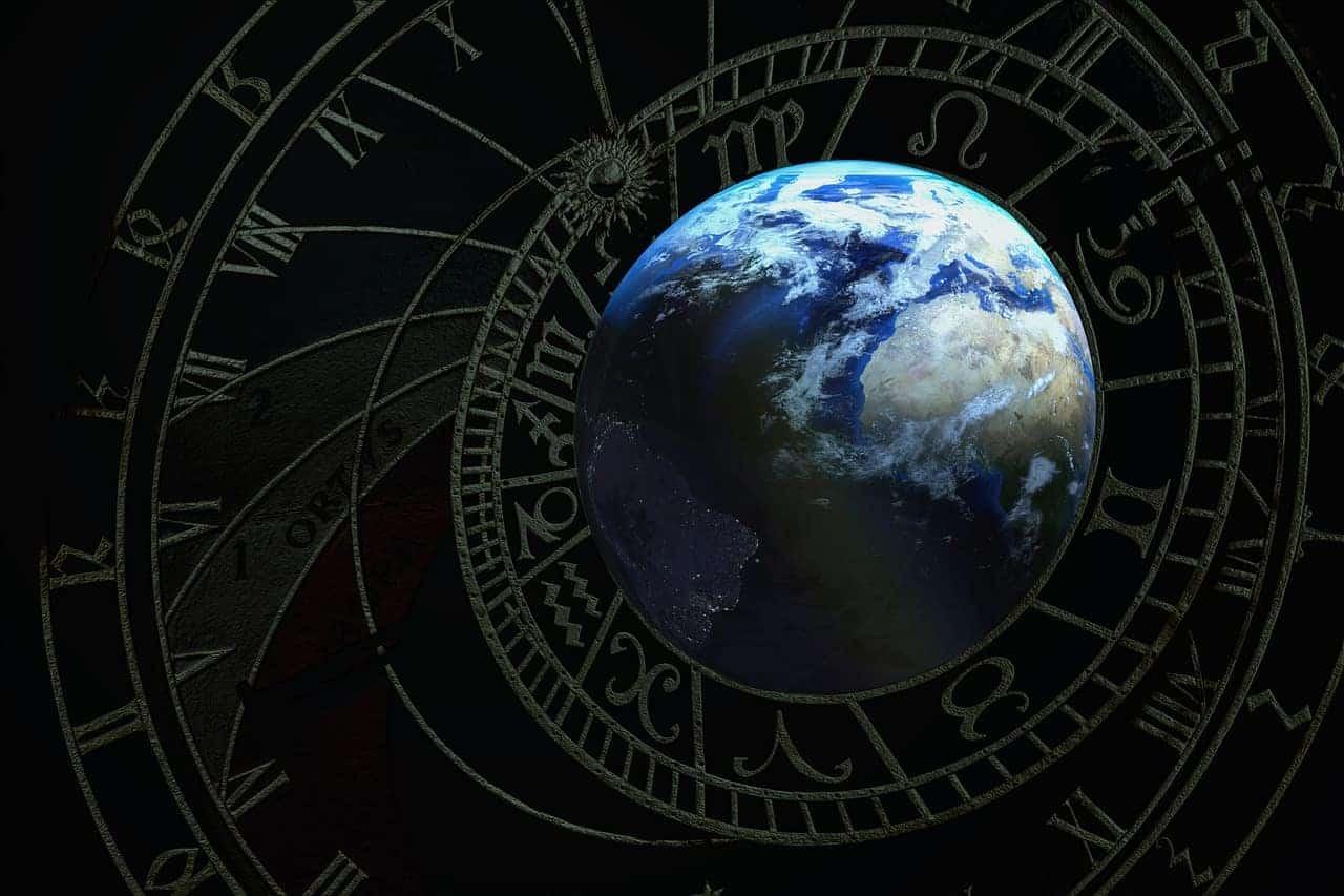 mitología griega - astrología