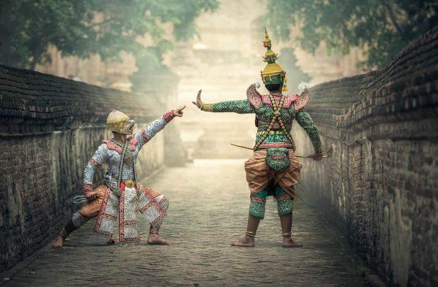 actuandodehanuman ¿quien es el dios hanuman? ID154913 - hermandadblanca.org