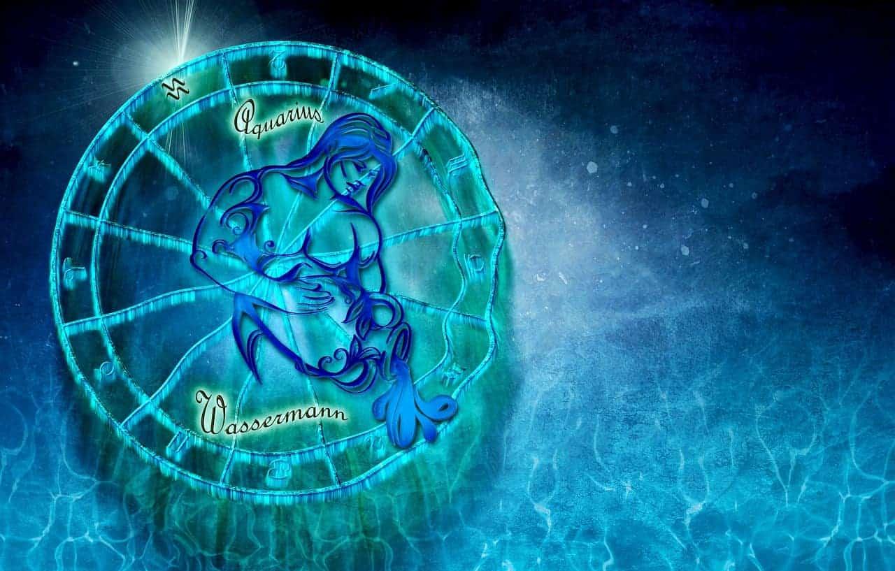 leyenda mitológica de acuario
