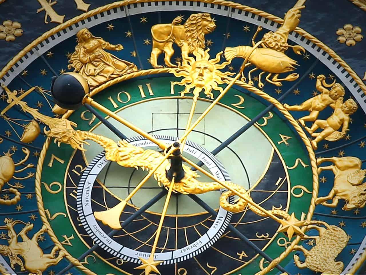 Leyenda griega de la astrología