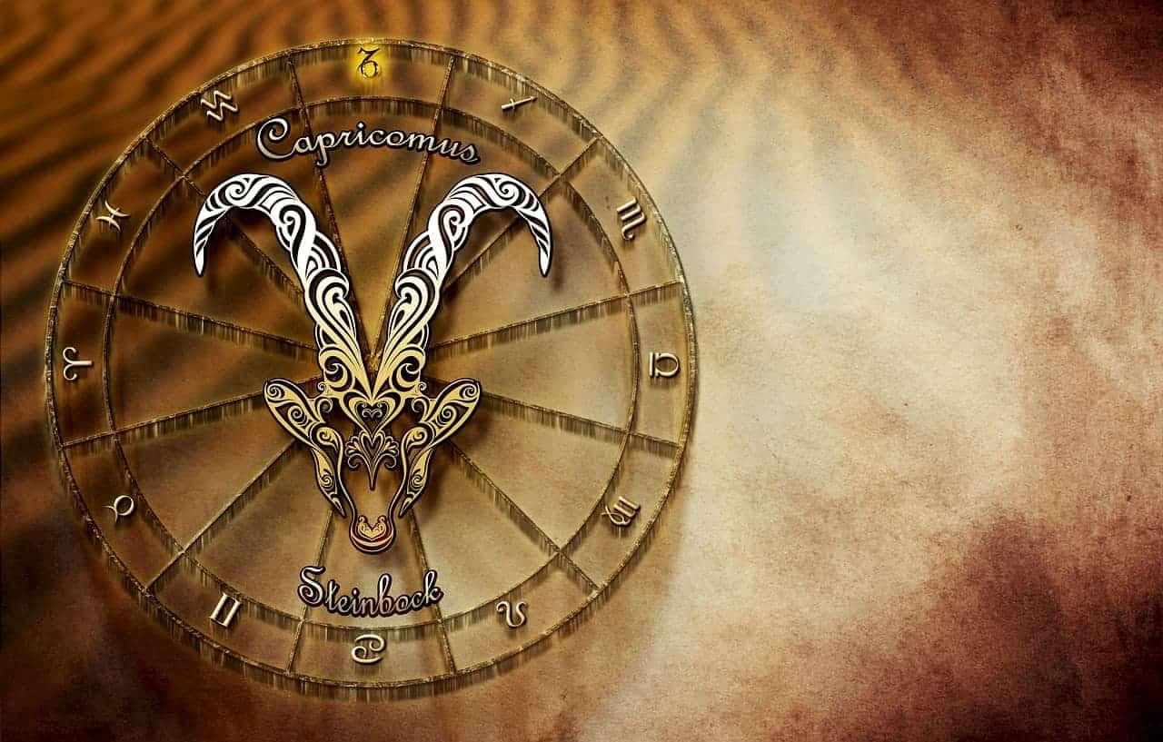 mitología griega, capricornio