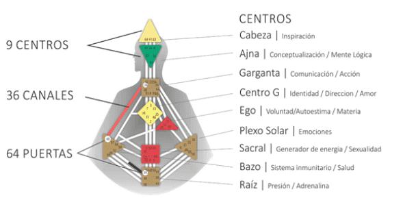 diseno humano centros todas las respuestas y recursos en un solo sistema: diseÑo humano. h ID153849 - hermandadblanca.org