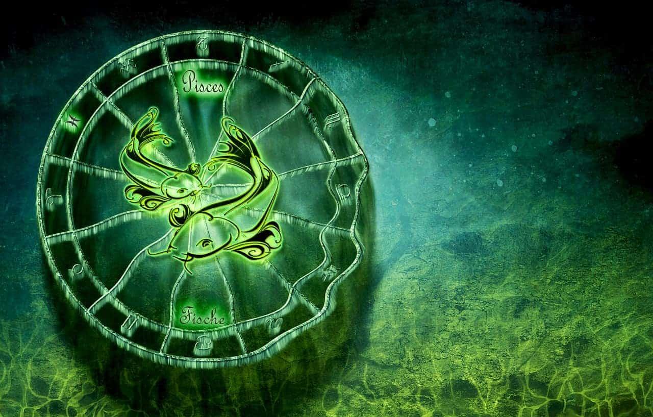 leyenda mitológica de piscis