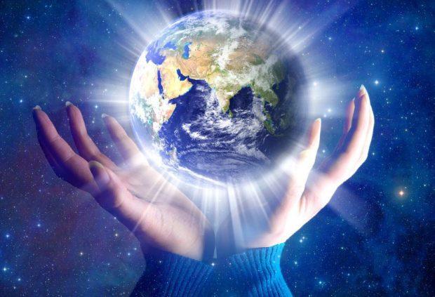 Las Dimensiones de la Madre Tierra, Mensaje de la Madre Tierra 1