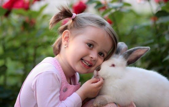 girl rabbit friendship love 160933 arcángel gabriel: llegó el momento de que el amor mande ID153659 - hermandadblanca.org