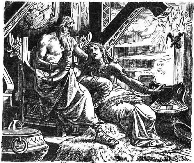 historia y poderes del dios odin 2 historia y poderes del dios odín: el dios nórdico de la guerra y la ID154841 - hermandadblanca.org
