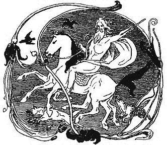 historia y poderes del dios odin 3 historia y poderes del dios odín: el dios nórdico de la guerra y la ID154841 - hermandadblanca.org