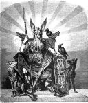 historia y poderes del dios odin historia y poderes del dios odín: el dios nórdico de la guerra y la  ID154841 - hermandadblanca.org