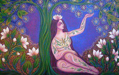 mujer abundancia mensaje de la hermandad blanca cósmica: ¡eres muy poderoso, si quier ID154863 - hermandadblanca.org