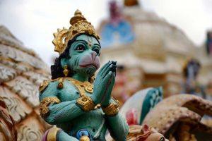 ¿Quien es el Dios Hanuman?