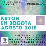 """ser evolutivo kryon agosto 2018 seminario de 3 días """"vive a kryon en ti"""" ID153865 - hermandadblanca.org"""
