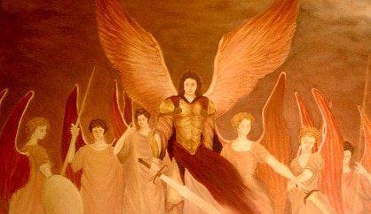 siete arcangeles fondo mensaje arcángel gabriel: la observación, otra forma de amarnos ID154241 - hermandadblanca.org