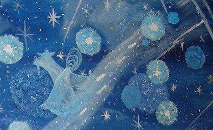 tratado sobre fuego cosmico mensaje del arcángel miguel: estrella del fuego cósmico sagrado, est ID154311 - hermandadblanca.org