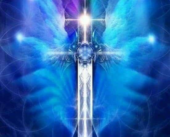 arcangel miguel espada 552×445 mensaje del arcángel miguel: estás en el proceso de avanzar ID156821 - hermandadblanca.org