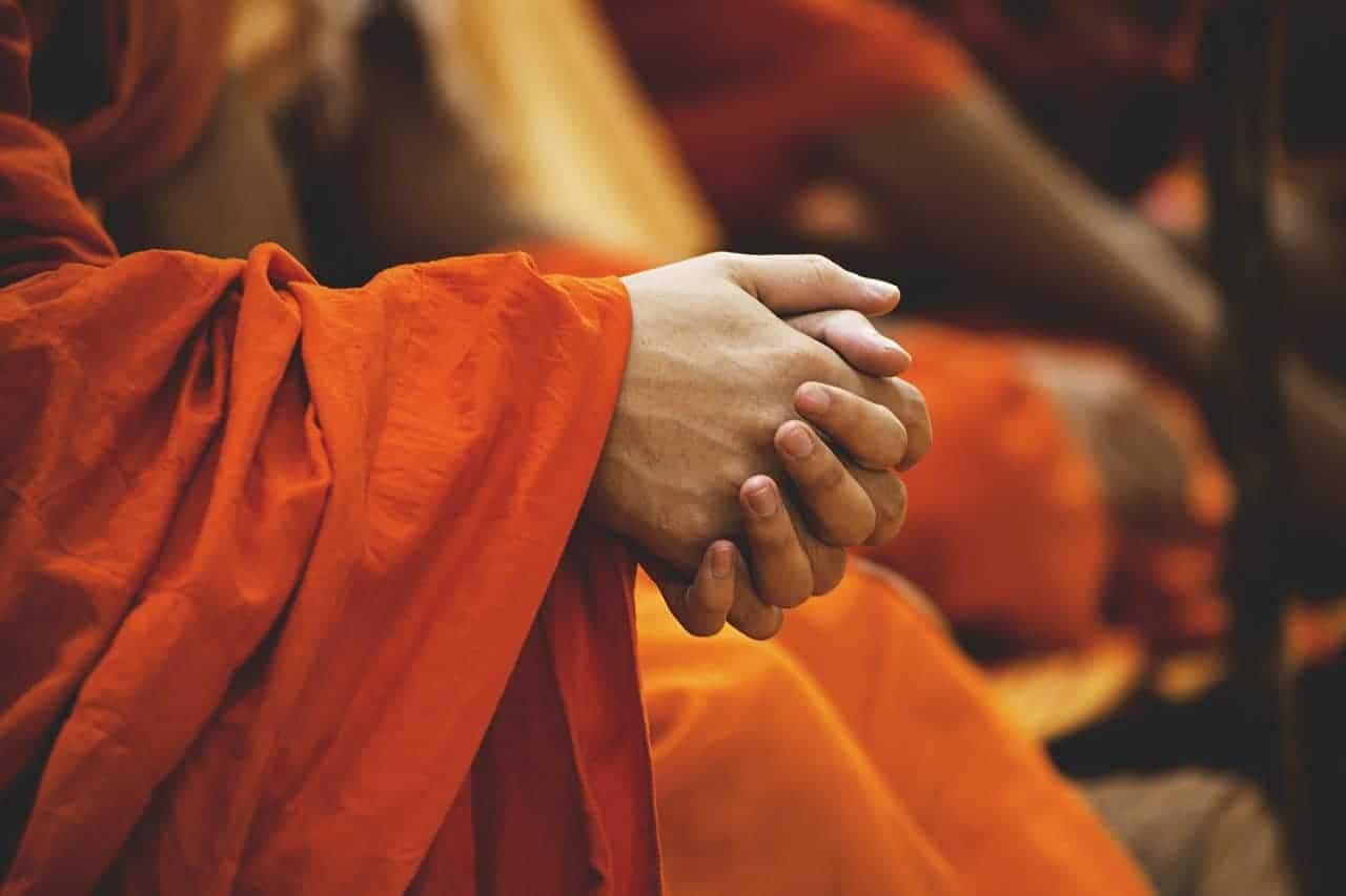 meditación en las actividades diarias