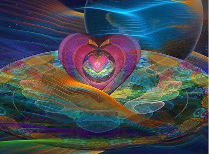 ha llegado la luz mensaje de sananda: eres quien eliges las frecuencias que gobiernan tu ID155503 - hermandadblanca.org