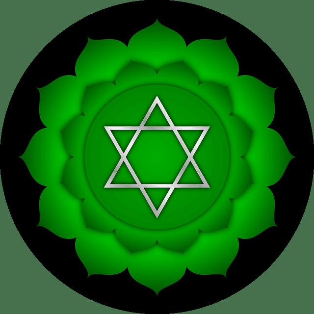 chakra del corazón