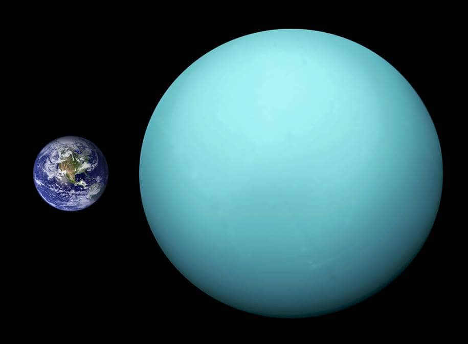 imagen2 urano. un gigante de hielo en el cielo. ID156461 - hermandadblanca.org
