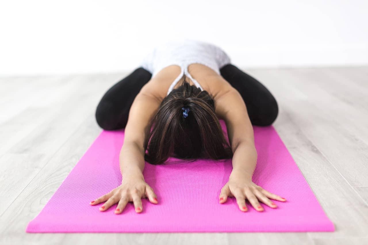 terapia con yoga