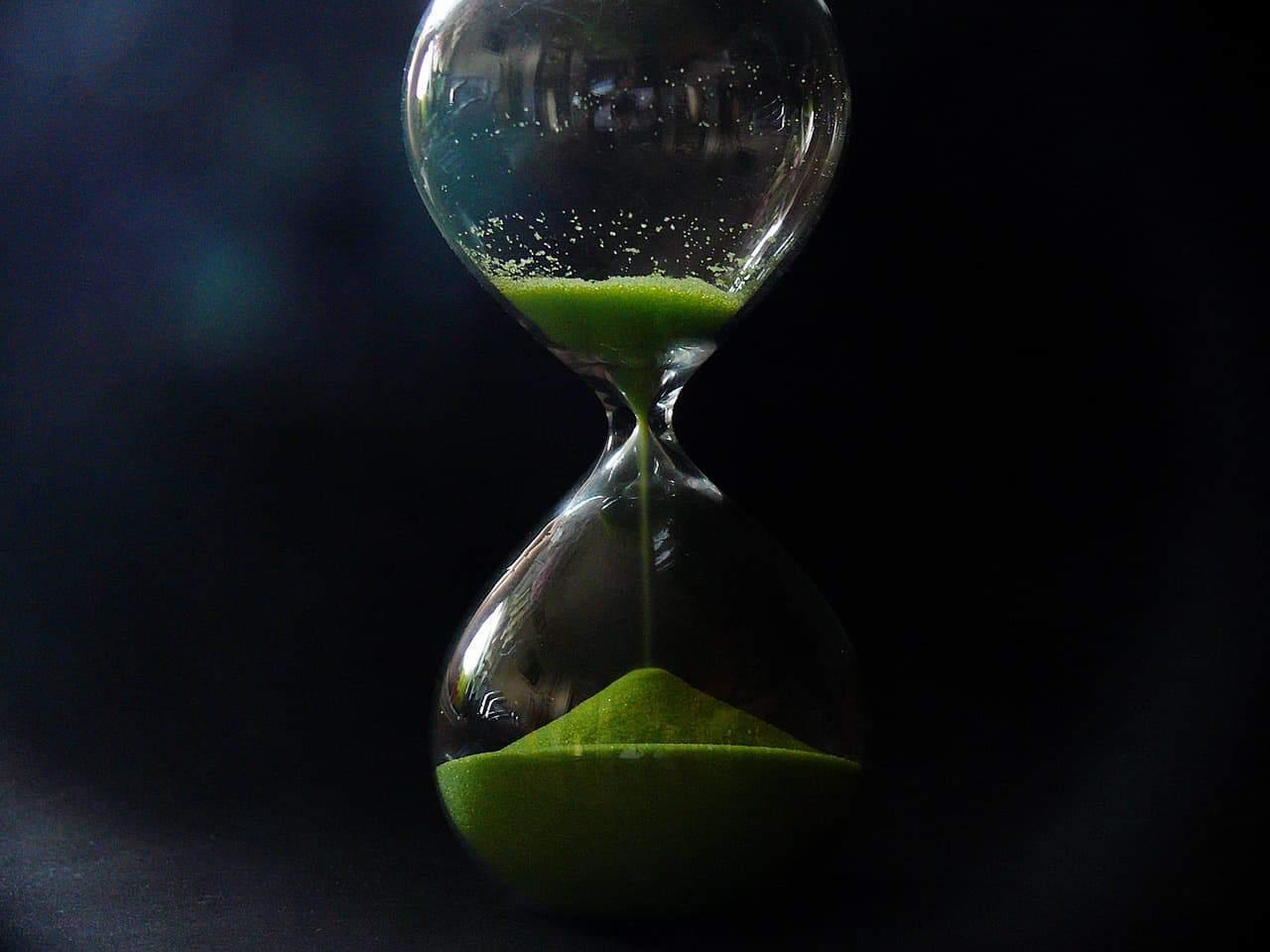 el tiempo interno