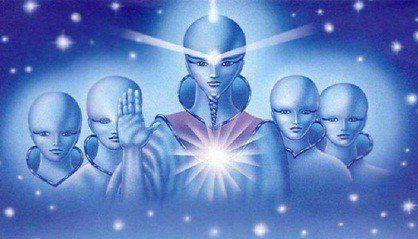 colectivo de seres arcturianos de luz el mundo como lo has conocido es un concepto material del mundo real ID157945 - hermandadblanca.org