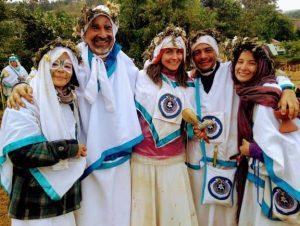 danza dual 2018 2 danza dual de luna: equilibrio del divino masculino y femenino en acci ID157549 - hermandadblanca.org