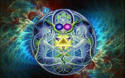 flor de la vida mensaje arcángel uriel: nada es imposible, solo hay que activar y rec ID157911 - hermandadblanca.org