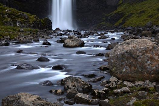 gufufoss waterfall seydisfjordur iceland 158035 mensaje de jesús sananda: no dejes de buscar ID158193 - hermandadblanca.org