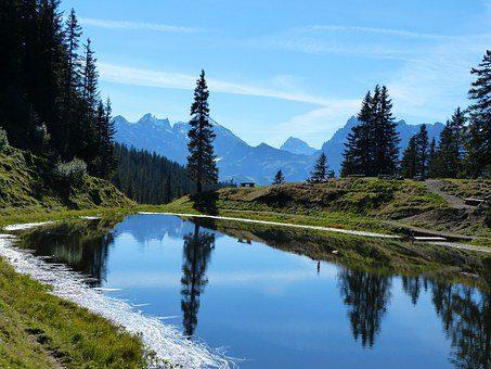 mountain 256248 340 arcángel miguel: hace mucho tiempo te di el espejo azul de la verdad ID158523 - hermandadblanca.org