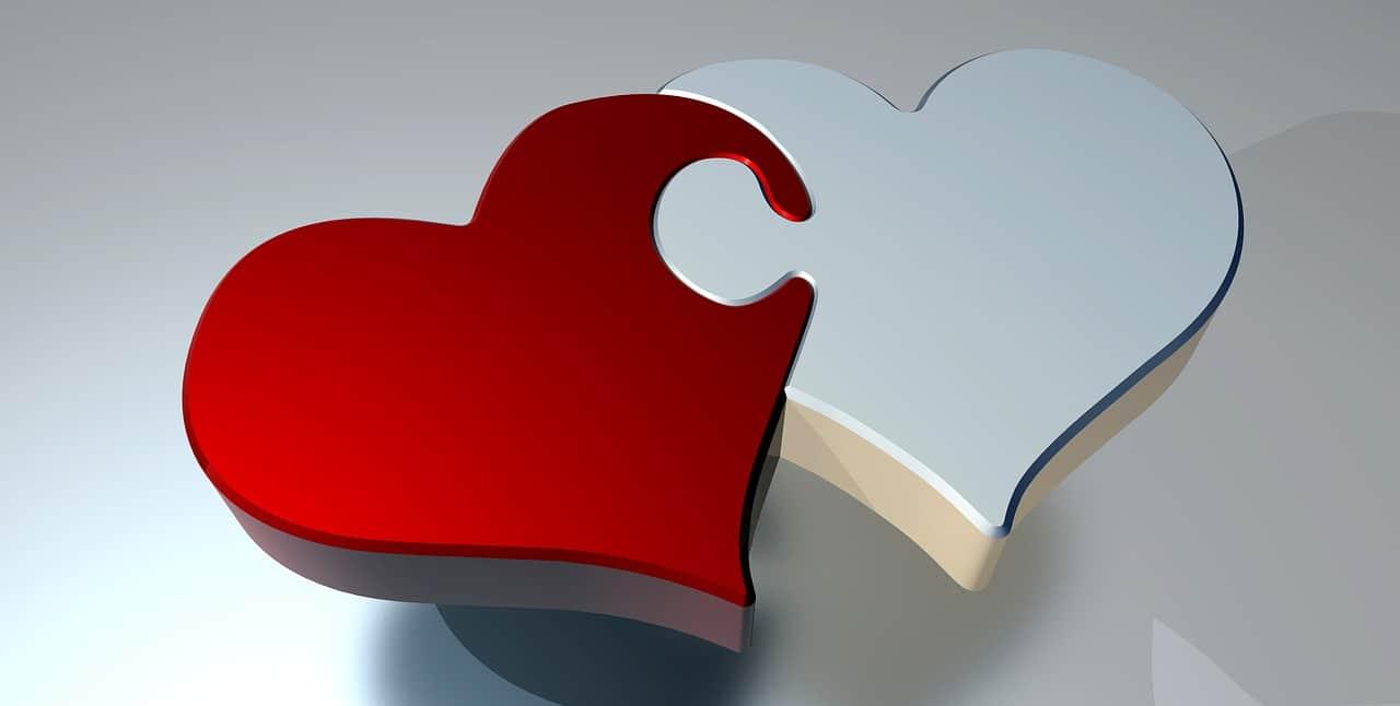 amar con el chakra corazon