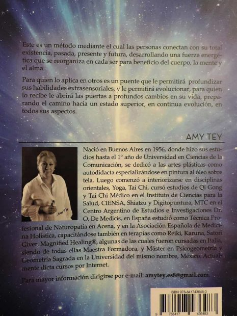 tapa trasera libro proceso infinito transmutacion energia universal amy tey ID157461 - hermandadblanca.org