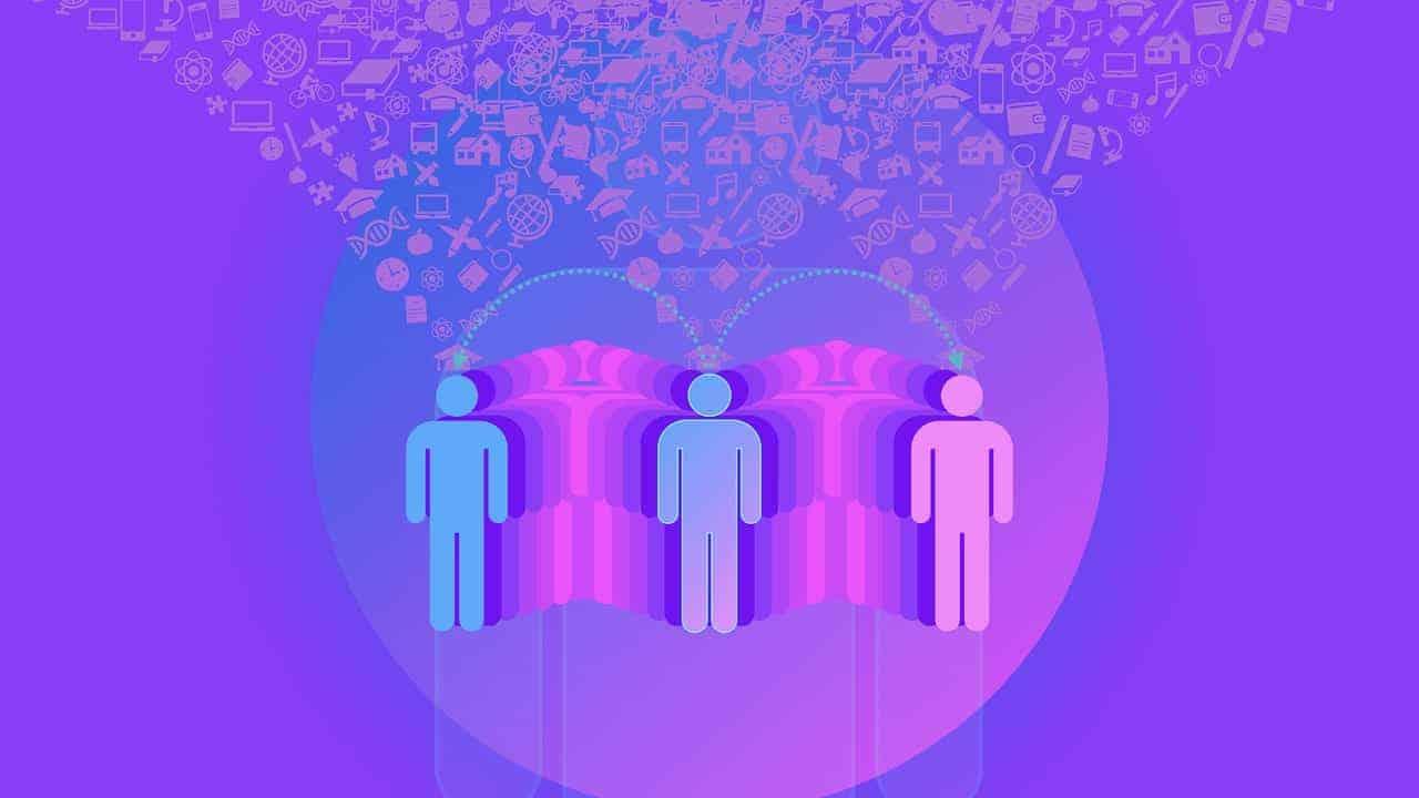 interconexión entre personas