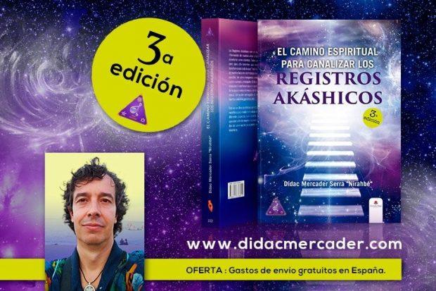 didac mercader 3a edicion libro lectura formacion libro registros akashicos 2018 3a edicion ID160229 - hermandadblanca.org