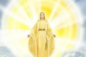 Mensaje de la Madre Divina para los artesanos de la luz de la tierra