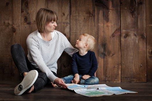 pexels photo 235554 madre maría universal: tranquiliza y nutre a tu niño interior ID160609 - hermandadblanca.org