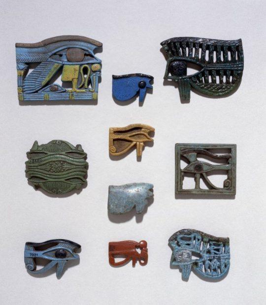 amuletos del mundo antiguo: mesopotamia, egipto y mediterráneo grecor ID163363 - hermandadblanca.org