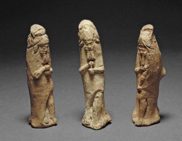 apkallus figurillas protectoras rituales de protección de la antigua mesopotamia: los namburbû ID160917 - hermandadblanca.org