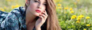 """girl dandelion yellow flowers 160699 el arcángel gabriel pregunta: """"¿en qué estás pensando?&#8221 ID165147 - hermandadblanca.org"""