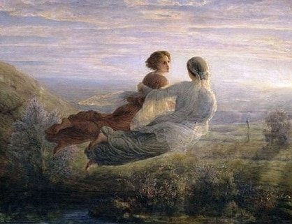 """la calidad del amor conocida como elevacion mensaje arcángel gabriel: la calidad del amor conocida como """"el ID160745 - hermandadblanca.org"""