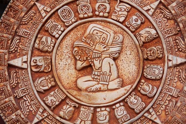 sellos mayas