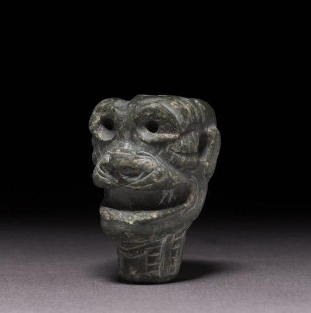 pazuzu head amuletos del mundo antiguo: mesopotamia, egipto y mediterráneo grecor ID163363 - hermandadblanca.org