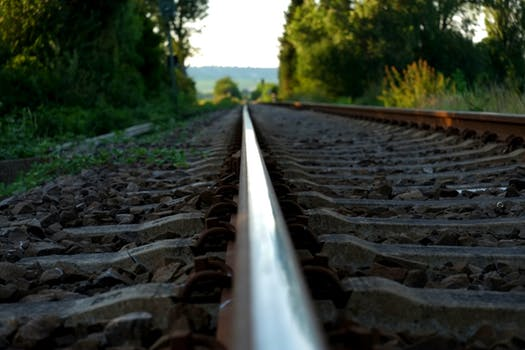 rail railway railway rails track 163682 arcángel gabriel: estás conectado con todo y con todos ID161157 - hermandadblanca.org