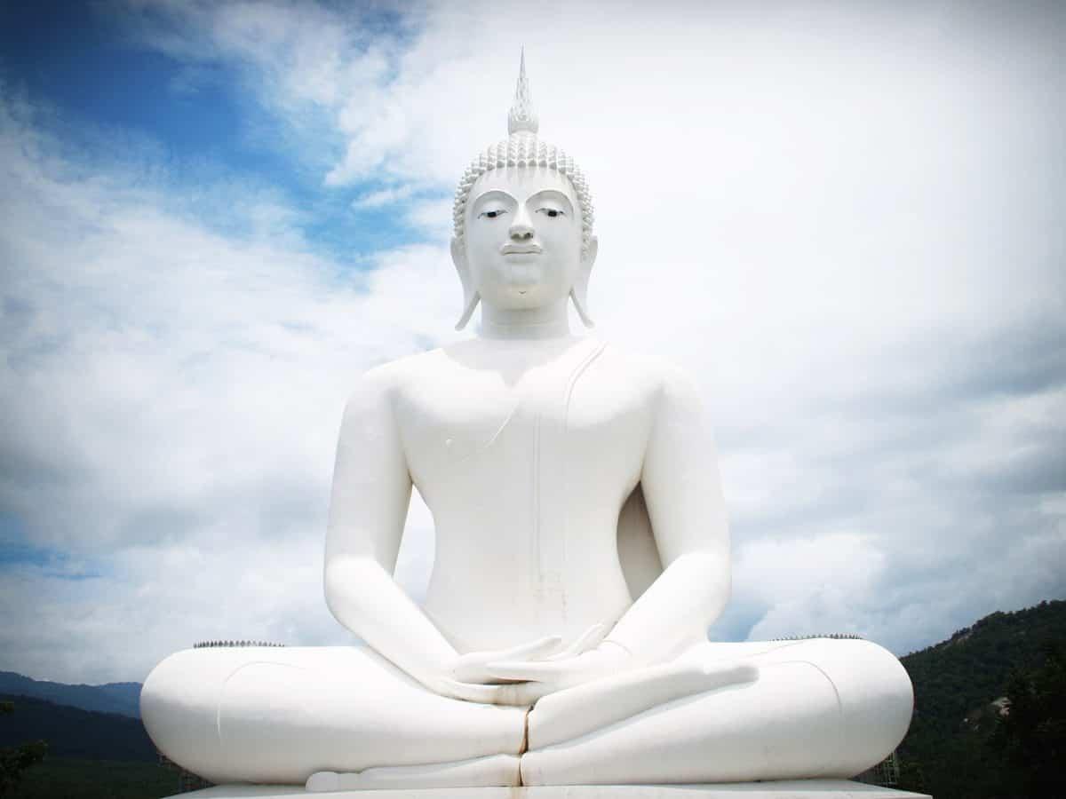 mindfulness meditación buda
