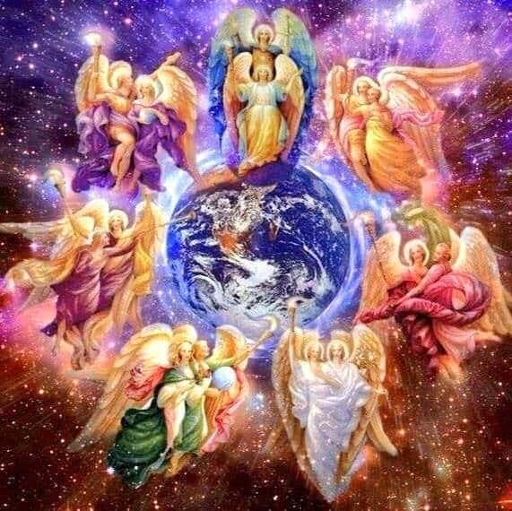 oraciones a los 7 divinos arcangeles mensaje arcángel gabriel: celebración de las doce noches – par ID168854 - hermandadblanca.org