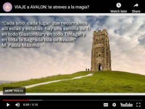 youtube 001 viaje tierra pura magia avalon glastonbury junio 2019 ID167117 - hermandadblanca.org