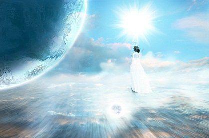 ascension celeste mensaje de los ángeles: un amor que se encuentra más allá de los  ID170460 - hermandadblanca.org